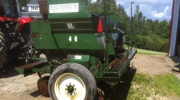4 Row Lockwood Planter